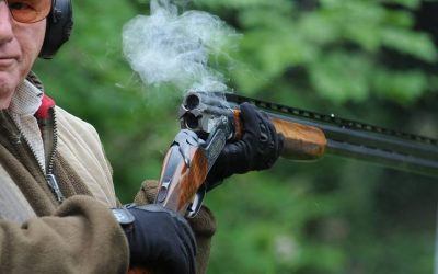 18th Sept Clay Pigeon Shoot Report